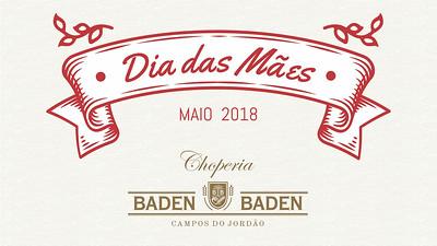Dia das Mães Baden Baden 2018 - Campos do Jordão