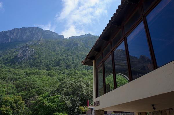 Parque Ecológico Chipinque, Monterrey, Mexico - 23 June 2012