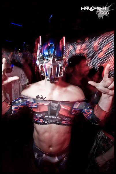 dj subvert at shambhala village stage deceptikon masks 2010-58.jpg