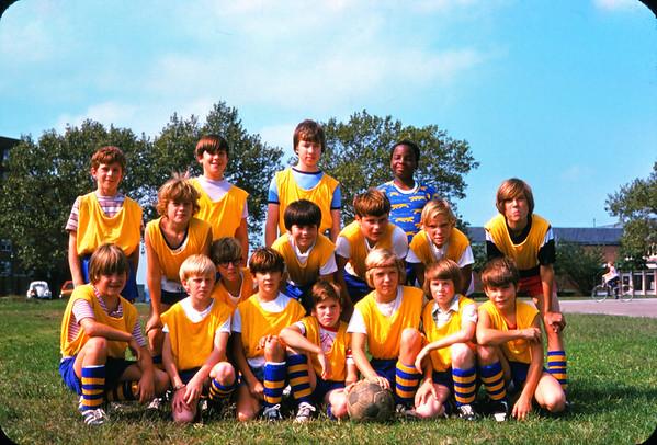1975 Governors Island, Milwaukee & some Baltimore
