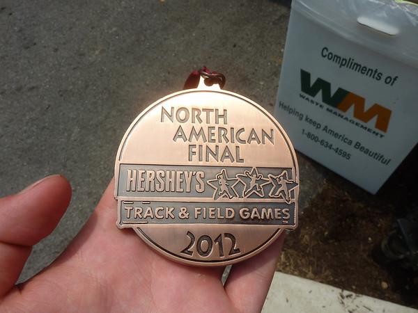Hershey's National Finals 2012