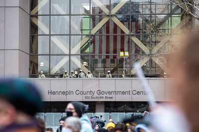 The People vs. Chauvin Closing Arguments, Minneapolis, April 19