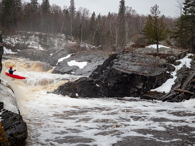 April 2019 - Jay Cooke State Park Kayakers