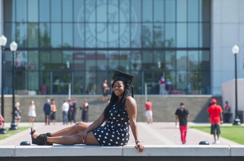 Alabama Master's Graduate