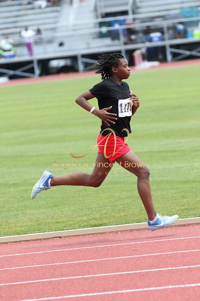 2017 AAU RegQual : Girls Heptathlon 800m
