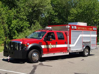Cresskill, NJ Rescue 1