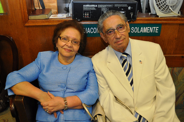 Dia del pastor 2010