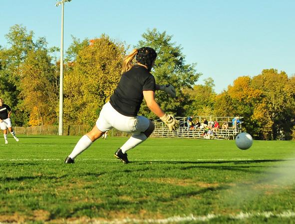 DePauw Womens Soccer 2010