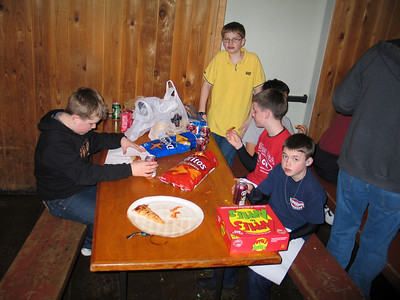 Winter Lodge - 2008