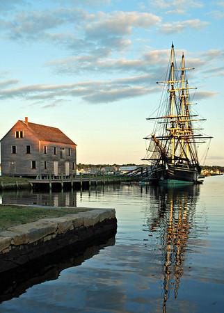 Assorted Shots of Salem, Massachusetts
