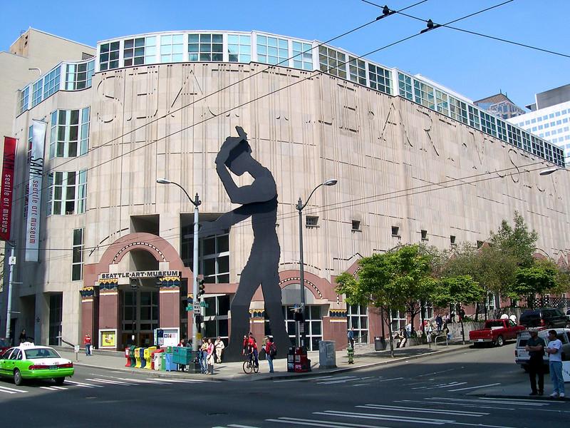 Seattle - May 2003 Seattle Art Museum
