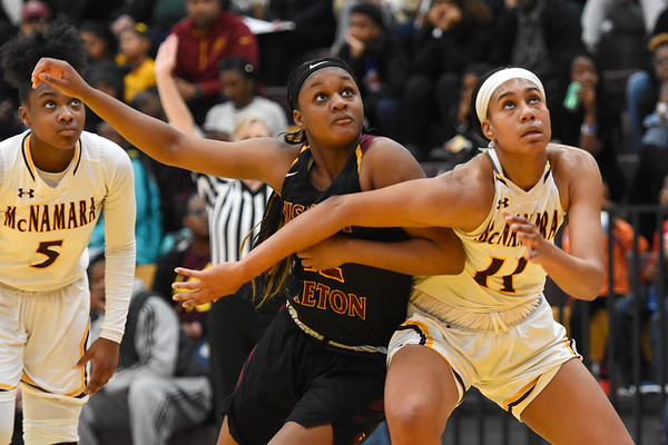 Bishop Ireton Girls vs. Bishop McNamara - January 27, 2019