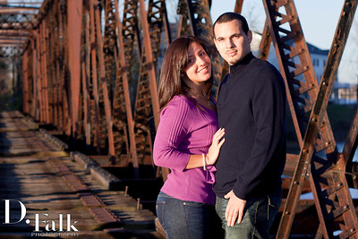Jonathan and Lorena's Engagement
