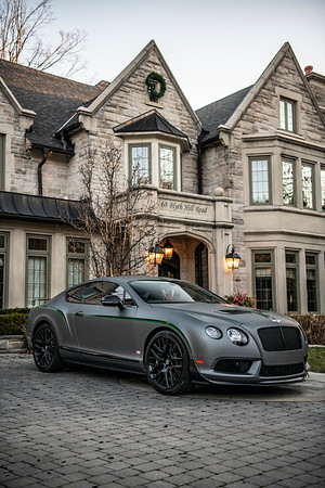 Bentley GT3R