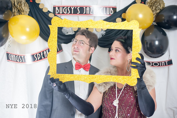 NYE 2018 Photo Booth