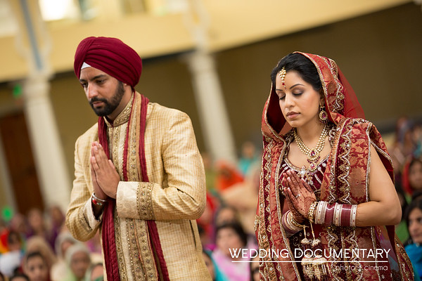 Sonya and Satindar Sikh