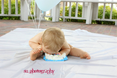 Aydan's Cake Smash Session 2012
