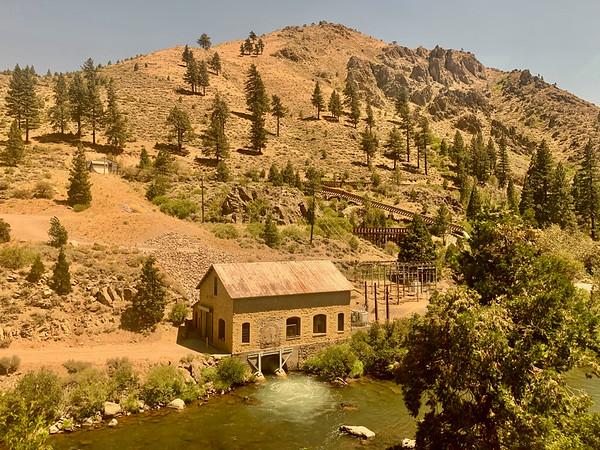 Train Day 3: Nevada-Tahoe-Home