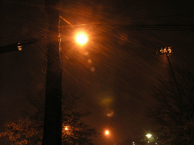 Early December 2005 Snowfall