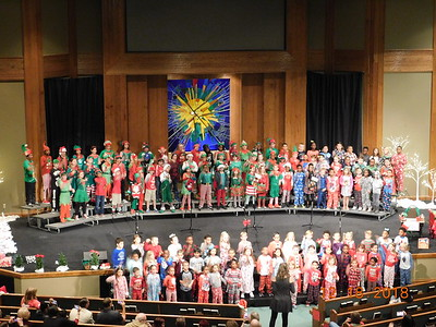2018 ES Christmas Concert