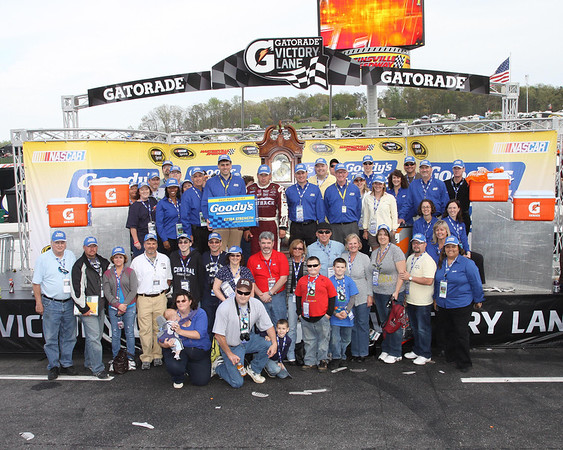2012 Goody's Fast Relief 500