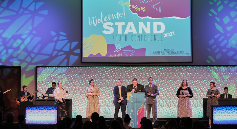 STAND Youth Event 2021