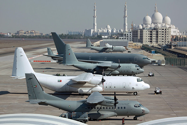 Abu Dhabi Air Expo 2013