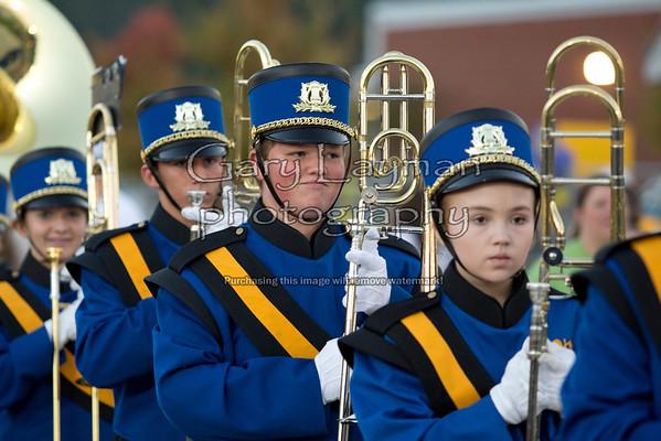 10-11-13 Mantachie Band Halftime Show