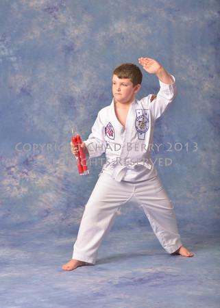 Inspired Martial Arts - Denham Springs ATA Fall 2013