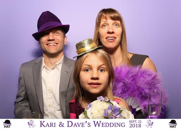 Kari & Dave's Wedding
