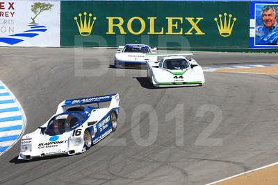 2012 RMMR Group 6B Sunday Rolex Monterey Motorsports Reunion
