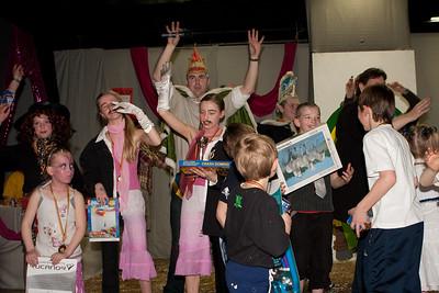 Kindercarnaval 2009 - Allerlei en prijsuitreiking