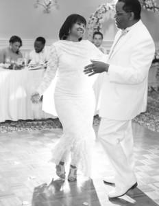 David and Nancy Hickman Wedding