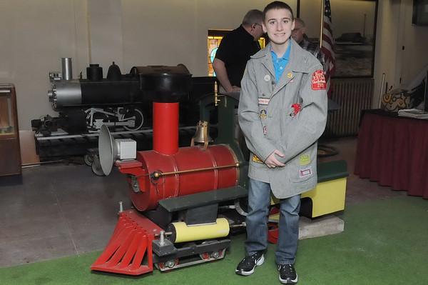 2015 December Railroad Club