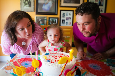 Trista's 2nd Birthday