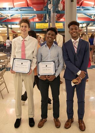2019 GWMS 8th Grade Promotion