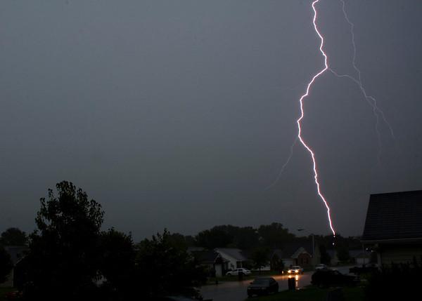 2010-08-21 Lighting Storm