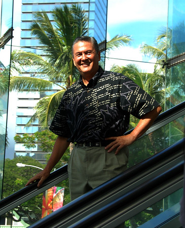 Hawaii Tourism Authority President George Szigeti