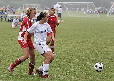 Aiken Heat v Carolina FC 91 Girls 9:35 Powderhouse Field 5