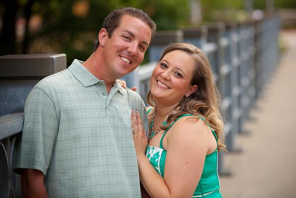 Lissa & Brian's Engagement
