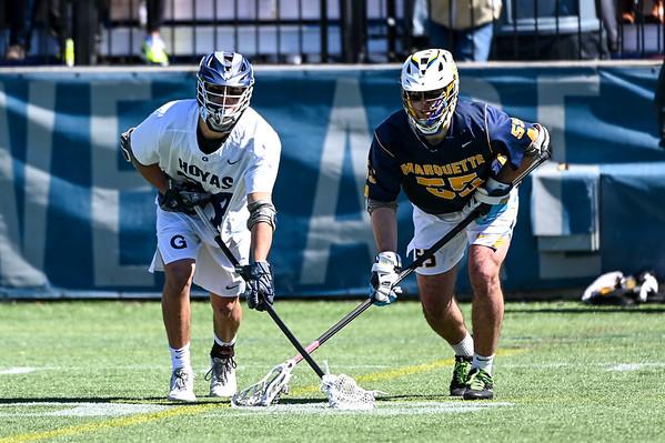 Marquette @ Georgetown - Men's Lacrosse 03.23.19