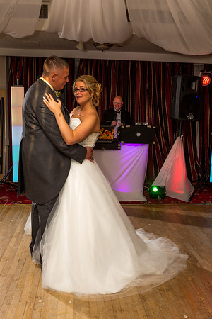 Cake Cut & First Dance