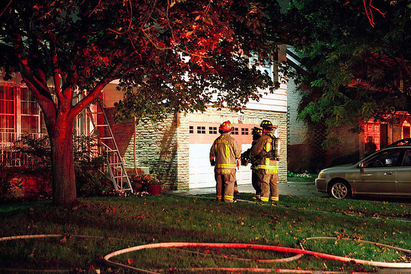September 26, 2011 - 2nd Alarm - 229 Chartland Blvd.
