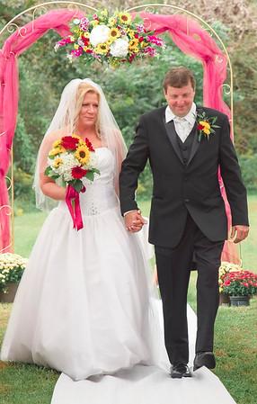 Tim and Sandy Wedding September 15, 2018
