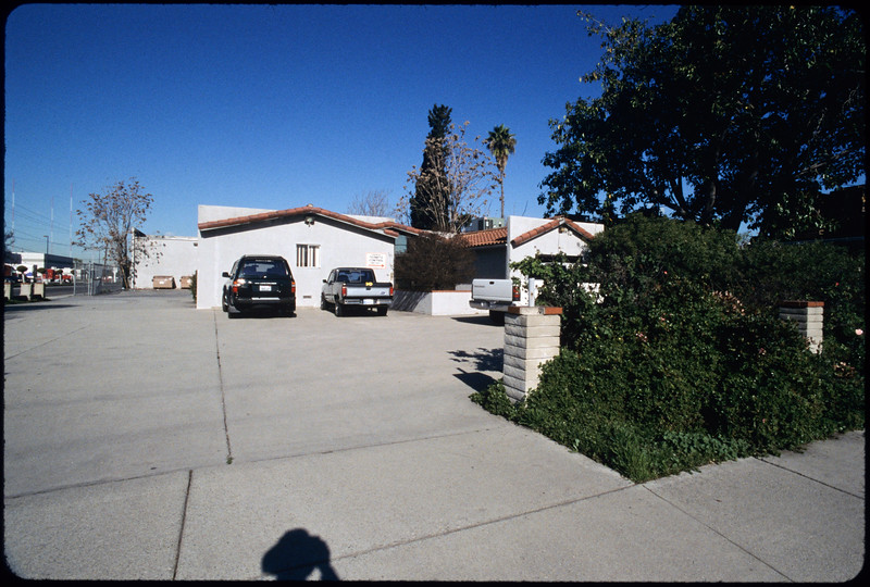 Industrial, commercial and residential buildings along 8th Avenue from Valley Boulevard to Proctor Avenue, City of Industry, 2005