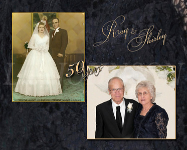 Ray & Shirley