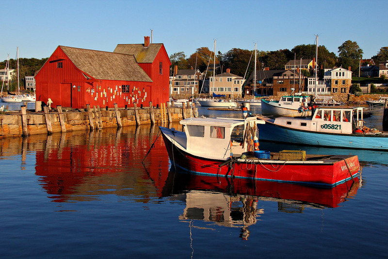 Rockport, Mass. A slightly different composition from the opening photo in this gallery.