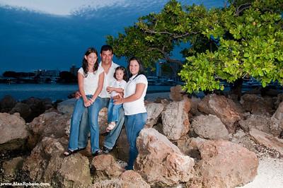Family Portrait Showcase