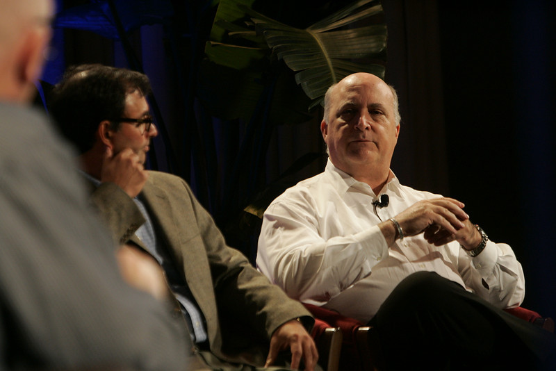 """""""FiReStarters II"""": Nitash Balsara (L), Co-Founder and Scientific Chairman, Seeo Inc.; and Hank Coleman, CEO and Director, Open Labs"""