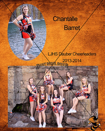 LJHS Cheerleaders